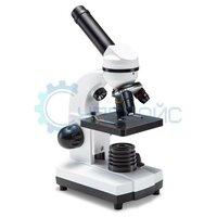 Учебный микроскоп 40x–1600x с адаптером для смартфона