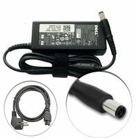 Для Dell Inspiron FKD1TY1 Зарядное устройство блок питания ноутбука (Зарядка адаптер + сетевой кабель/ шнур)