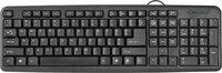 Клавиатура Defender HB-420 Black (45420)