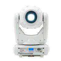 ADJ FOCUS SPOT THREE Z Pearl Интеллектуальный прибор полного вращения со светодиодом мощностью 100 Вт, цвет белый