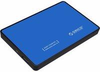 Orico 2588US3, Blue контейнер для HDD