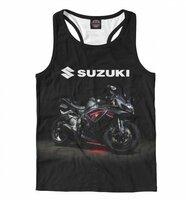 Майка борцовка Print Bar Suzuki GSX (MTR-221852-mayb-2-5XL)