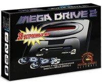 16 bit Приставка Sega MegaDrive 2 (38 игр)