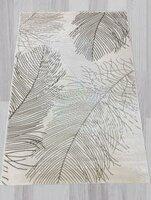 Ковер KRC Carpet rixos 3868a кремовый/кремовый, 1.50*4.00