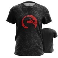 Футболка teestore Мортал Комбат Mortal Kombat лого