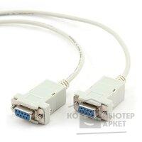 Bion Cable Bion Кабель Модемный RS-232 DB9F DB9F 9C 6ft 1.8м cable Бион BNCC-134-6