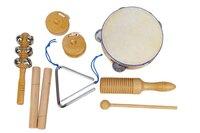 GEWA Percussion ANL4419P Детский перкуссионный набор (6 предметов)