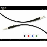 Аудио кабель Jack 6.3 mono-Jack 6.3 mono MrCable AIJ-02-GA 2 метра