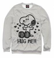 Свитшот Print Bar Hug Me (14F-132400-swi-2XS)