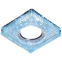 Встраиваемый светодиодный светильник Ambrella light Led S272 CL/CLD