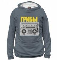 Худи Print Bar Грибы (GBI-880147-hud-2XS)