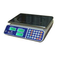 Весы торговые электронные мидл МТ 15 МЖА (2/5; 355х235) «Олимп 1ур»