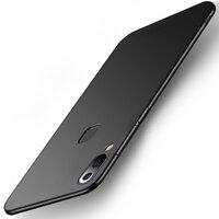 Силиконовый матовый непрозрачный чехол для Vivo V11i