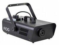 INVOLIGHT FOG1500 - Генератор дыма 1500Вт. Кабель ДУ-X1 Беспроводной пульт ДУ