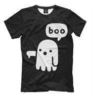 Футболка Print Bar Boo (HAL-314375-fut-2-4XL)