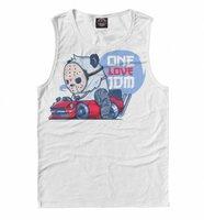 Майка Print Bar JDM One Love (APD-920075-may-2-XXXL)