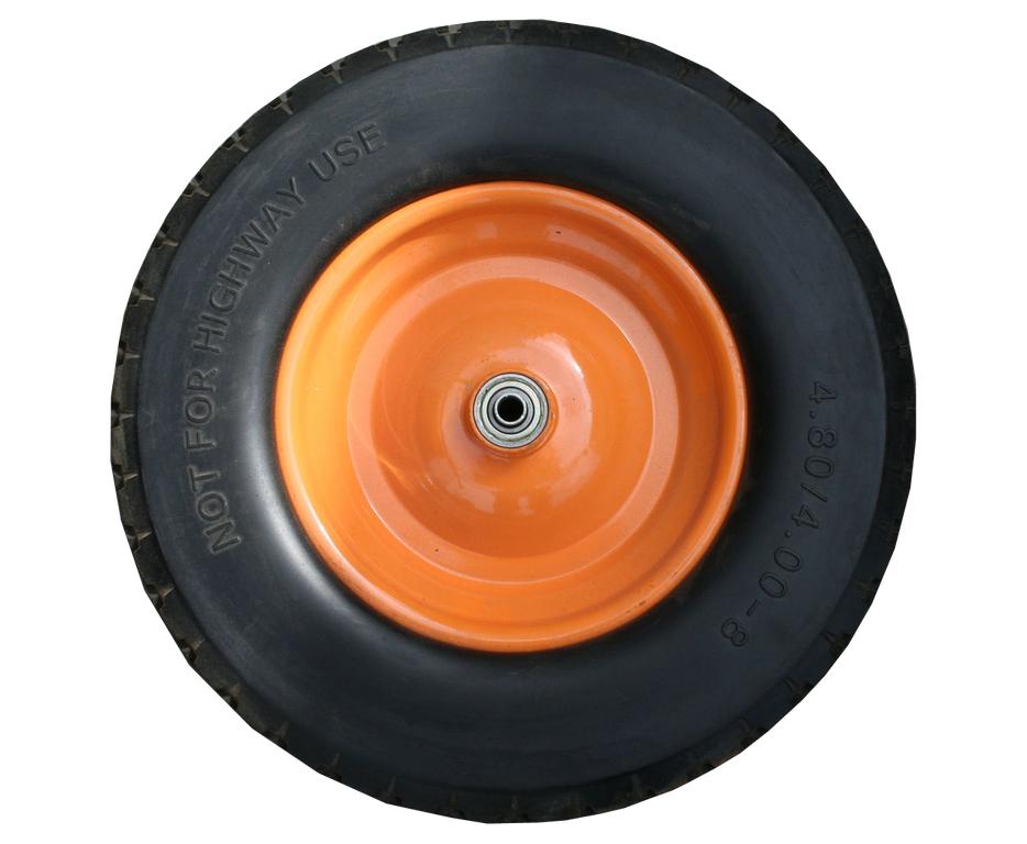 Как сделать колёса для тачки 355