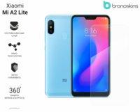 Защитная Броня Xiaomi Mi A2 lite (Глянцевая, Защита экрана FullScreen)