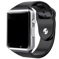 Умные часы Smart Watch A1 (Silver)