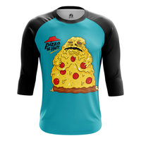 Реглан 3/4 teestore Смешные Pizza the Hut