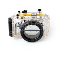 Водонепроницаемый бокс для подводной съемки для фотоаппарата Panasonic Lumix DMC-GF2 (f=14мм)