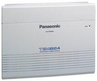 Аналоговая АТС Panasonic KX-TEM824RU базовый блок 6 внешн, 16 внутренних линий