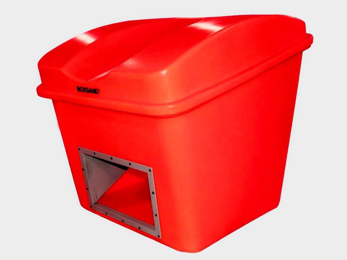 Пожарные ящики из пластика