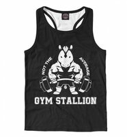 Майка борцовка Print Bar Gym Stallion (FIT-966877-mayb-2-6XL)