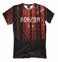 Футболка Print Bar Burzum (BZM-444888-fut-2-5XL)