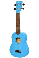 Martin Romas 21lbl - Укулеле сопрано 21, чехол в комплекте, цвет Голубой