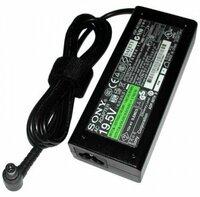 Блок питания для ноутбуков Sony VAIO VGN-FW390JFH 19.5V, 4,7A, 6.5-4.4мм с иглой в центре