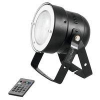 EUROLITE LED PAR-56 COB RGB 25W bk Светодиодный прожектор