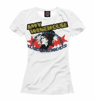 Футболка Print Bar Amy Winehouse (ZNR-328818-fut-1-5XL)