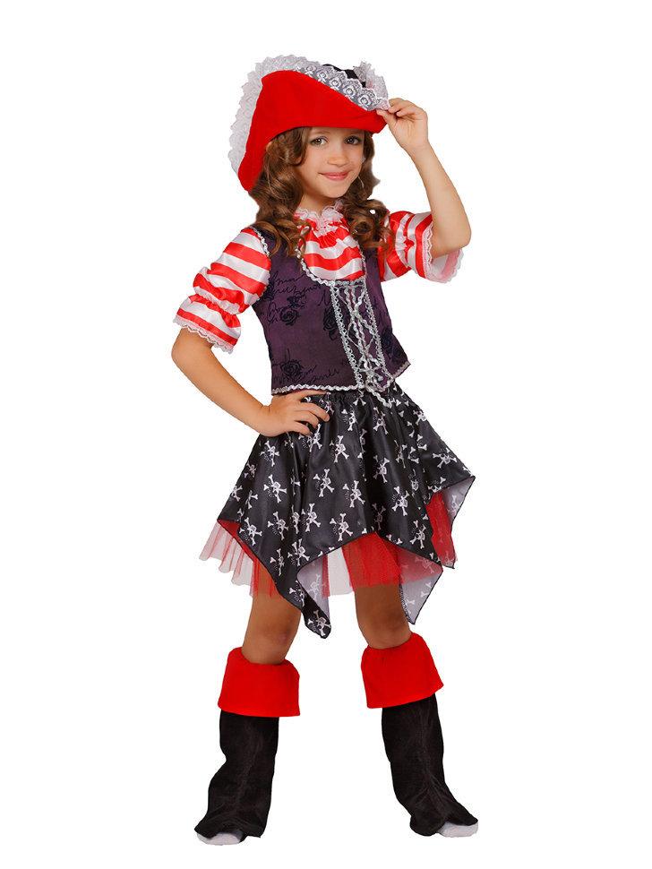 Костюмы пиратки для девочки своими руками 186