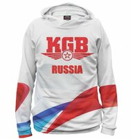 Худи Print Bar КГБ (KGB-674799-hud-M)