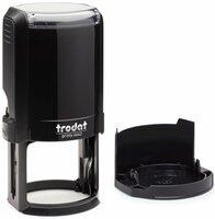 Trodat Оснастка для печати автоматическая Printy цвет черный 42 мм