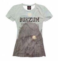 Футболка Print Bar Burzum (BZM-127994-fut-1-S)