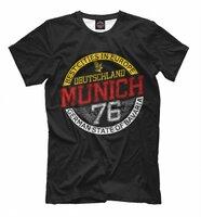 Футболка Print Bar Munich 76 (GER-285657-fut-2-5XL)