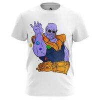 Футболка teestore Мстители Thanos bae
