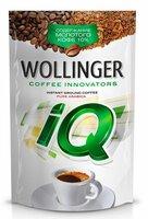 Wollinger IQ кофе растворимый с добавлением молотого, 150 г