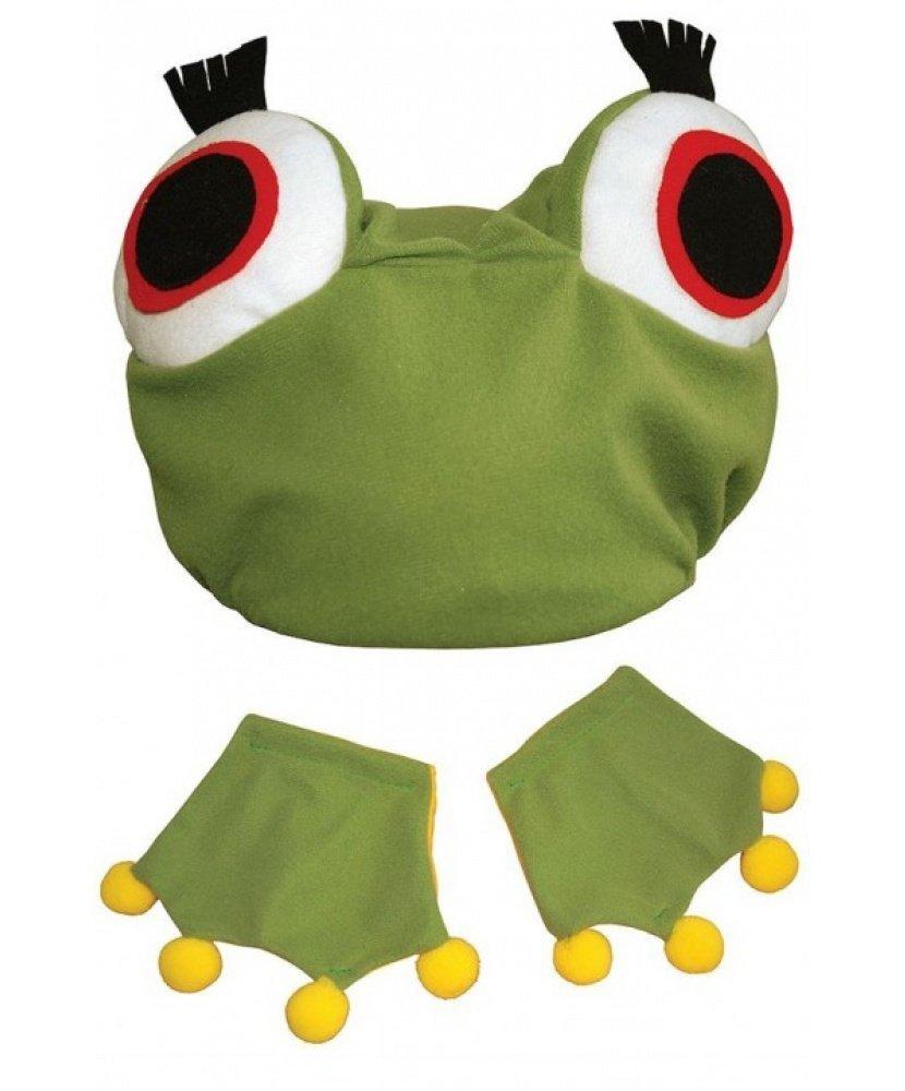Перчатки для лягушки своими руками 68