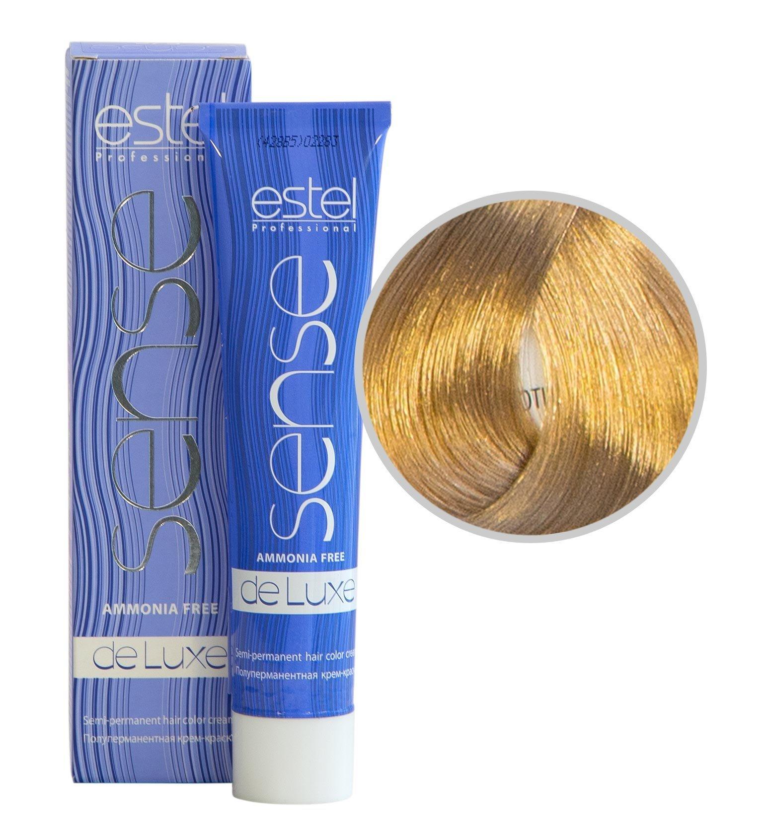 Краска для волос эстель делюкс профессионал палитра цветов отзывы