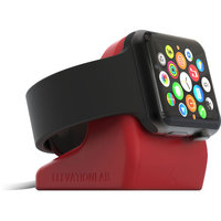 Док-станция Elevation Lab NightStand для Apple Watch красная