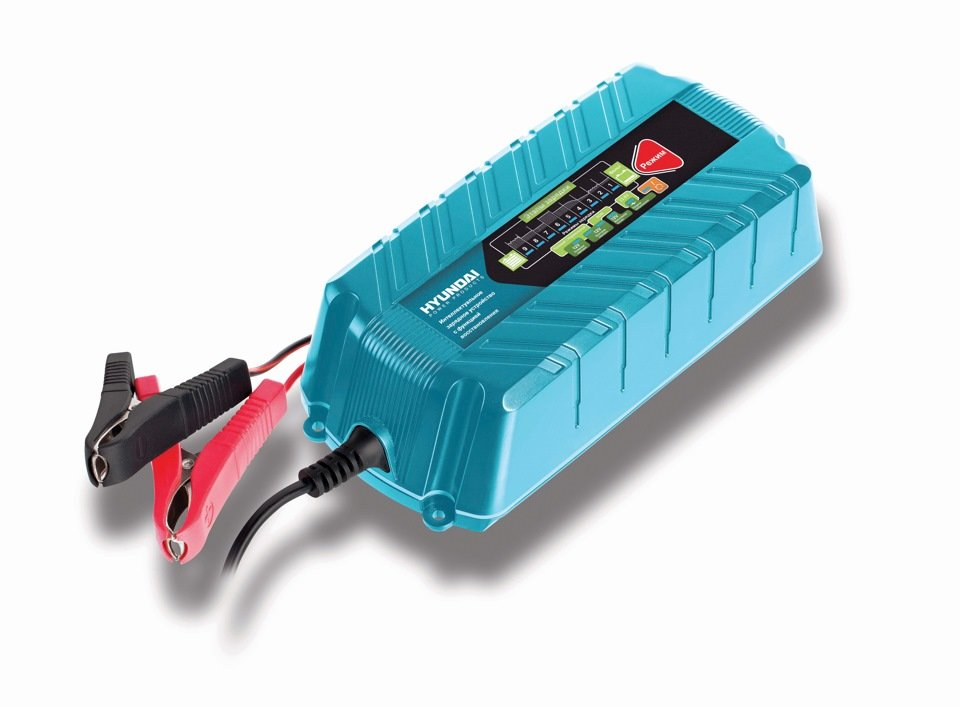 Зарядка для аккумулятора автомобиля