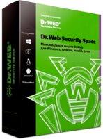 Dr.Web Security Space, КЗ, на 24 мес., 4 лиц (LHW-BK-24M-4-A3)