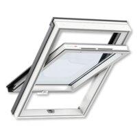 Мансардное окно Велюкс GLP 0073BIS CR02, 55 х 78 см.