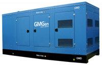 Дизельный генератор GMGen GMD700 в кожухе с АВР