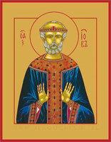Икона Преподобный Иов Почаевский