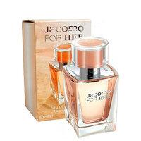 Парфюмерная вода Jacomo For Her для женщин 100 мл - парфюм джакомо для нее