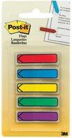 Закладки-стрелки самоклеящиеся Post-it, 100 шт
